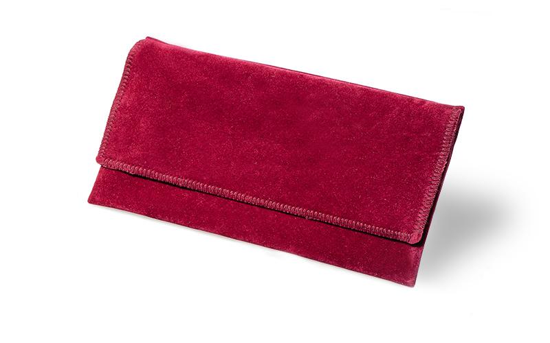 Taschen aus Velours für Perlenketten, Colliers und Armbänder